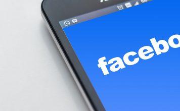 facebook app loading on a phone