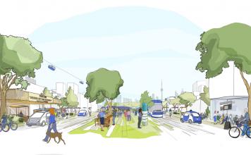sidewalk labs has Toronto as the neighborhood of the future
